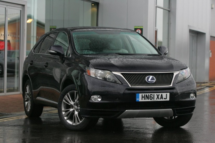 Car of the week, Jemca Lexus Reading: this RX 450h 3.5 Advance DAB