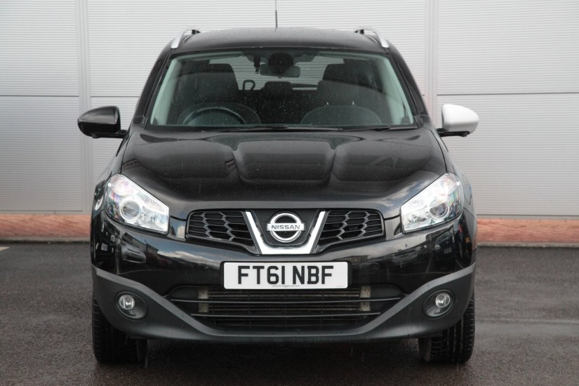 What's new at Toyota Enfield? This Nissan Qashqai 4WD 5-Door Hatchback!