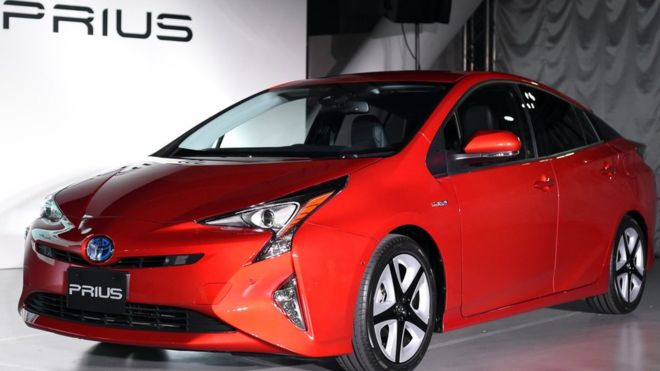 Over The Top — Toyota Takes Top Spot in GlobalSales